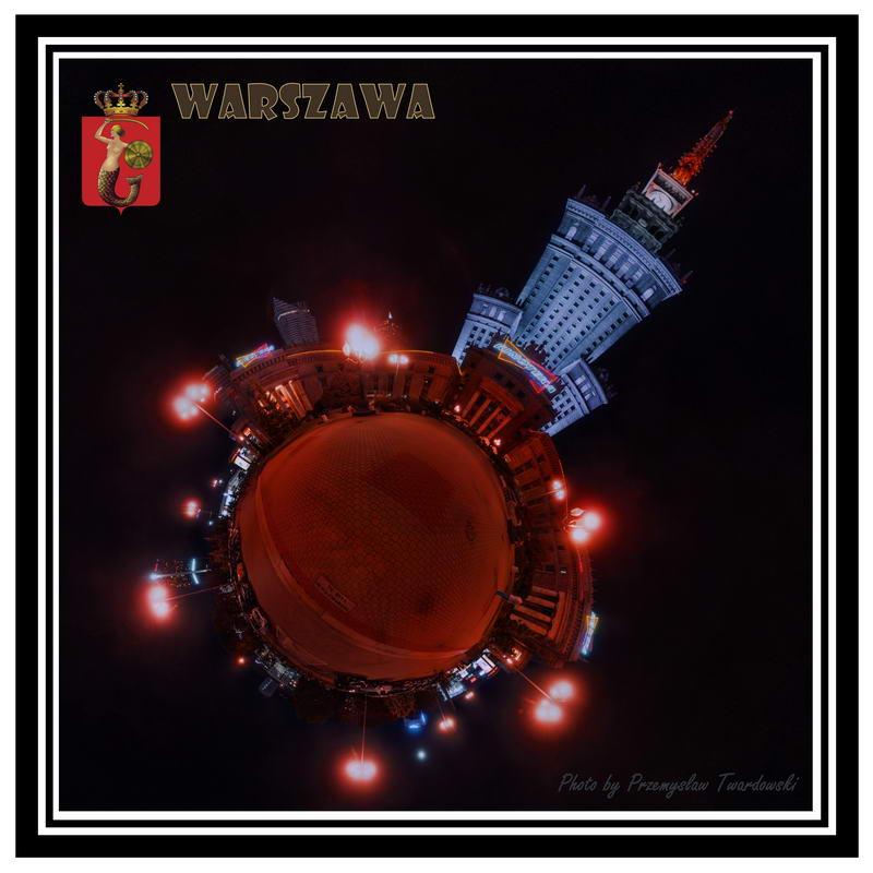 Варшава планеты