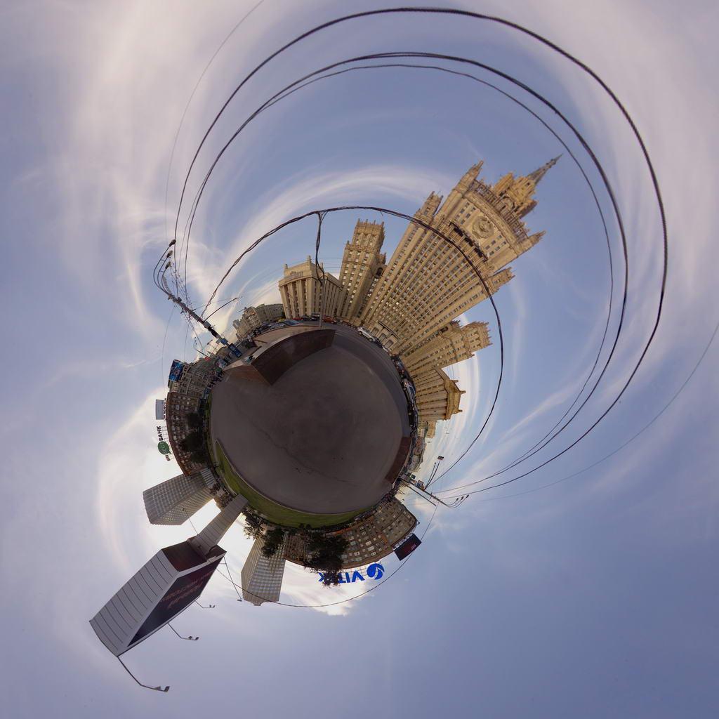 Московские Планеты