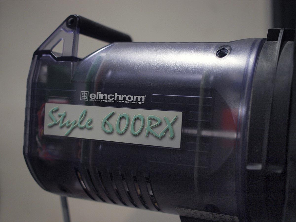 Комплект студийного света Elinchrom Style 600 RX