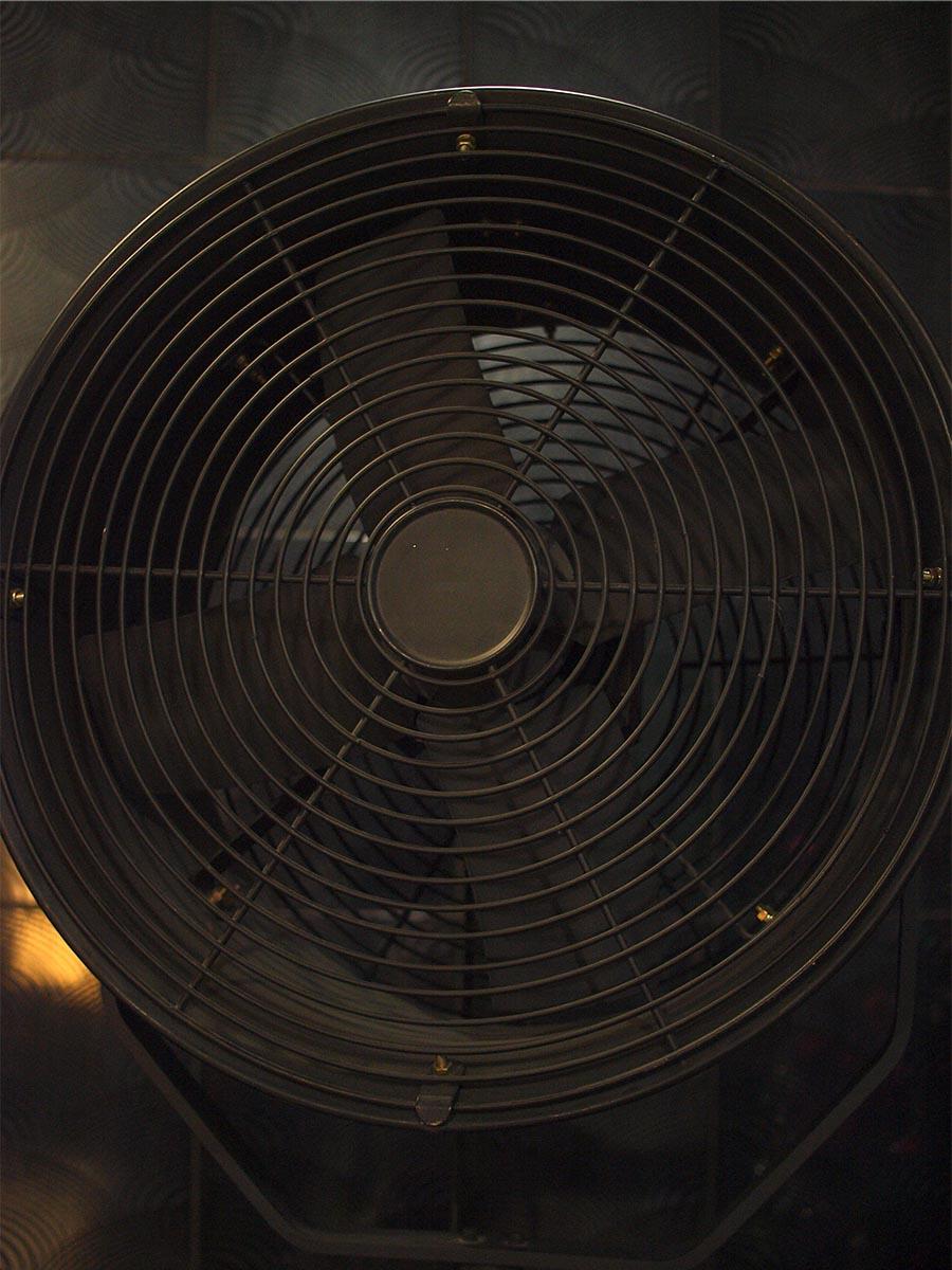 Cтудийный туннельный вентилятор   REKAM TWT-500