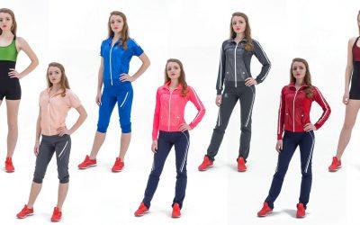 Фотосессия Спортивные костюмы 2